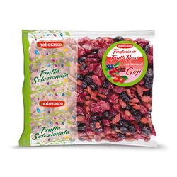 Noberasco - Fantasia di Frutti Rossi - Frutta selezionata 250 g
