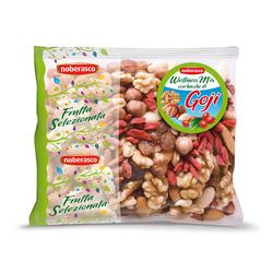 Noberasco - Wellness mix con bacche di goji - Frutta selezionata 350 g