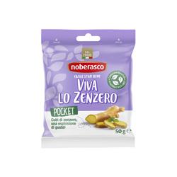 Noberasco - Viva lo zenzero Pocket 50 g
