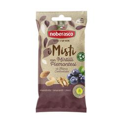Noberasco - Misto con Mirtilli Piemontesi 35 g