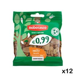 Noberasco - 0,99 Misto salato 100g x 12