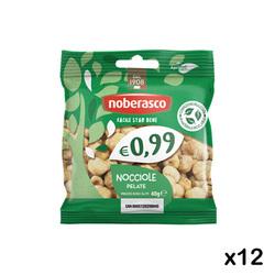 Noberasco - 0,99 Nocciole Pelate 40g x 12