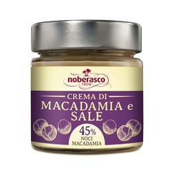 Noberasco 1908 - Noberasco 1908 Crema Macadamia e Sale 240G