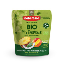 Noberasco - Bio Mix Tropicale 80g