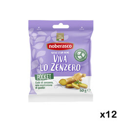 Noberasco - I Love Viva Lo Zenzero Pocket x12