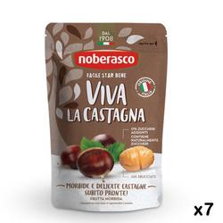 Noberasco - I Love Viva la castagna da 100g x7
