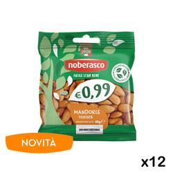 Noberasco - 0,99 Madorle tostate 40g x12