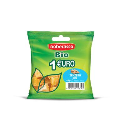 1€ Bio Zenzero 40g