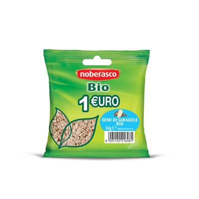 1€ Bio Semi di girasole