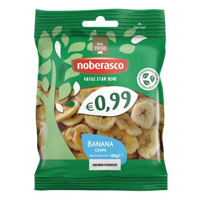 0,99 Banana Chips 100 g