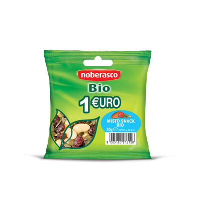 1€ Bio Misto Snack