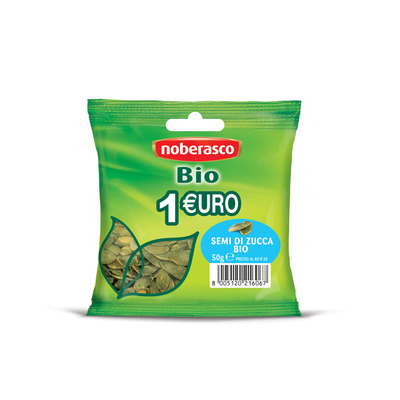 1€ Bio Semi di zucca decorticati
