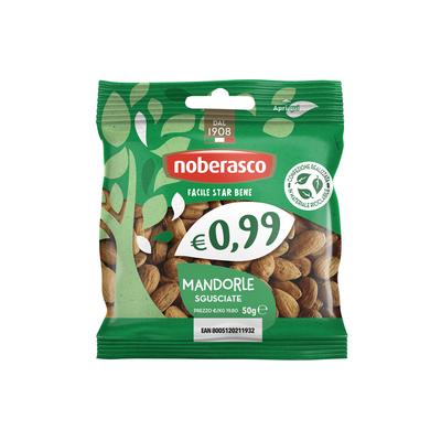 0,99 Mandorle sgusciate 50 g