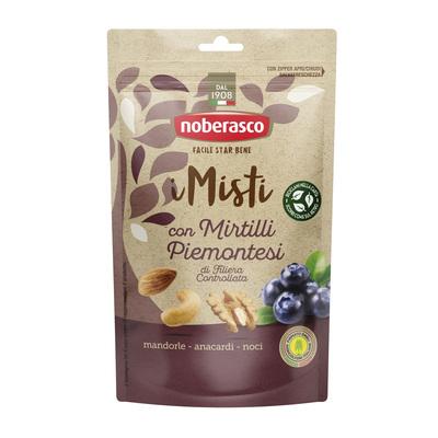Misto Con Mirtilli Piemontesi 120 g