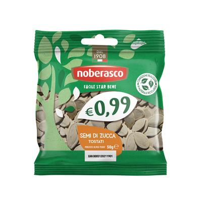 0,99 Semi di Zucca Tostati Salati 50g
