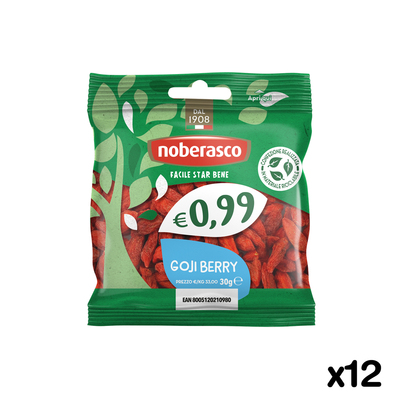 0,99 Goji Berry 30g x 12