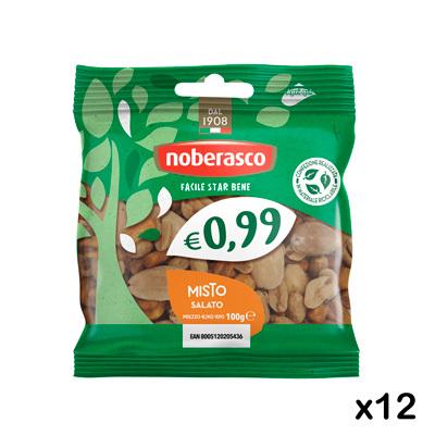 0,99 Misto salato 100g x 12