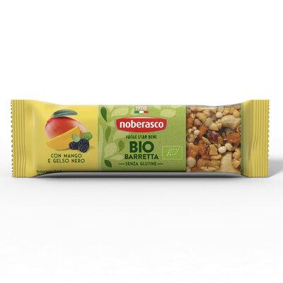 Bio Barretta con Mango e Gelso Nero 30g