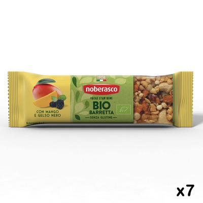 I Love Bio Barrette Mango e Gelso Nero 30gX7