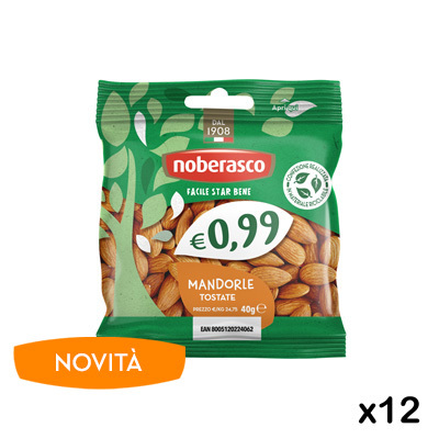 0,99 Madorle tostate 40g x12