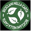 CARTA RICICLABILE